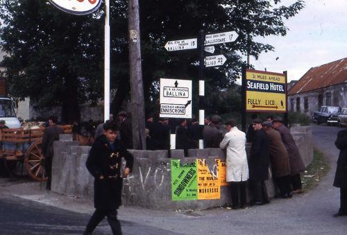 Easkey Corner - 1968