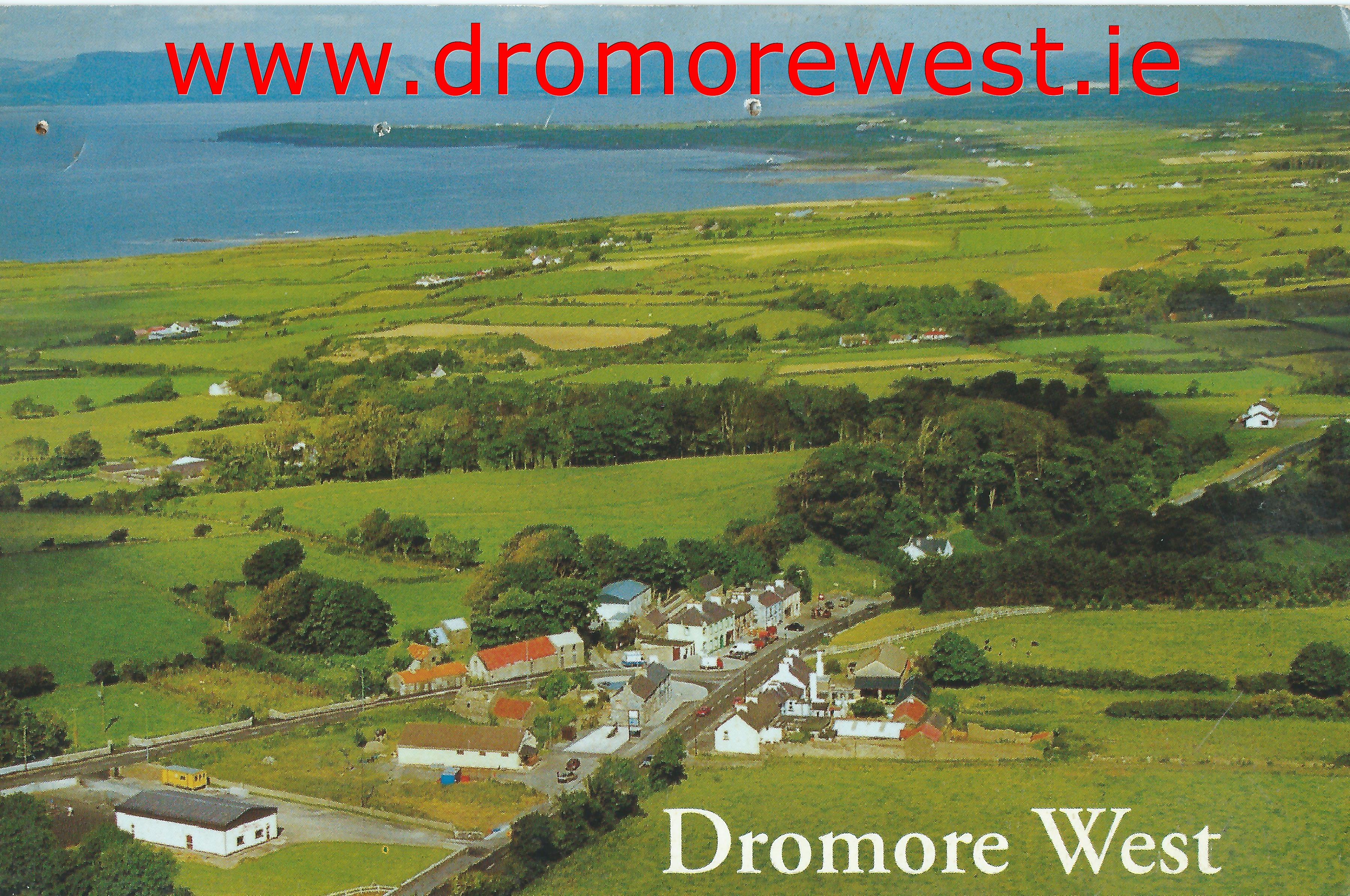 Dromore West Aerial