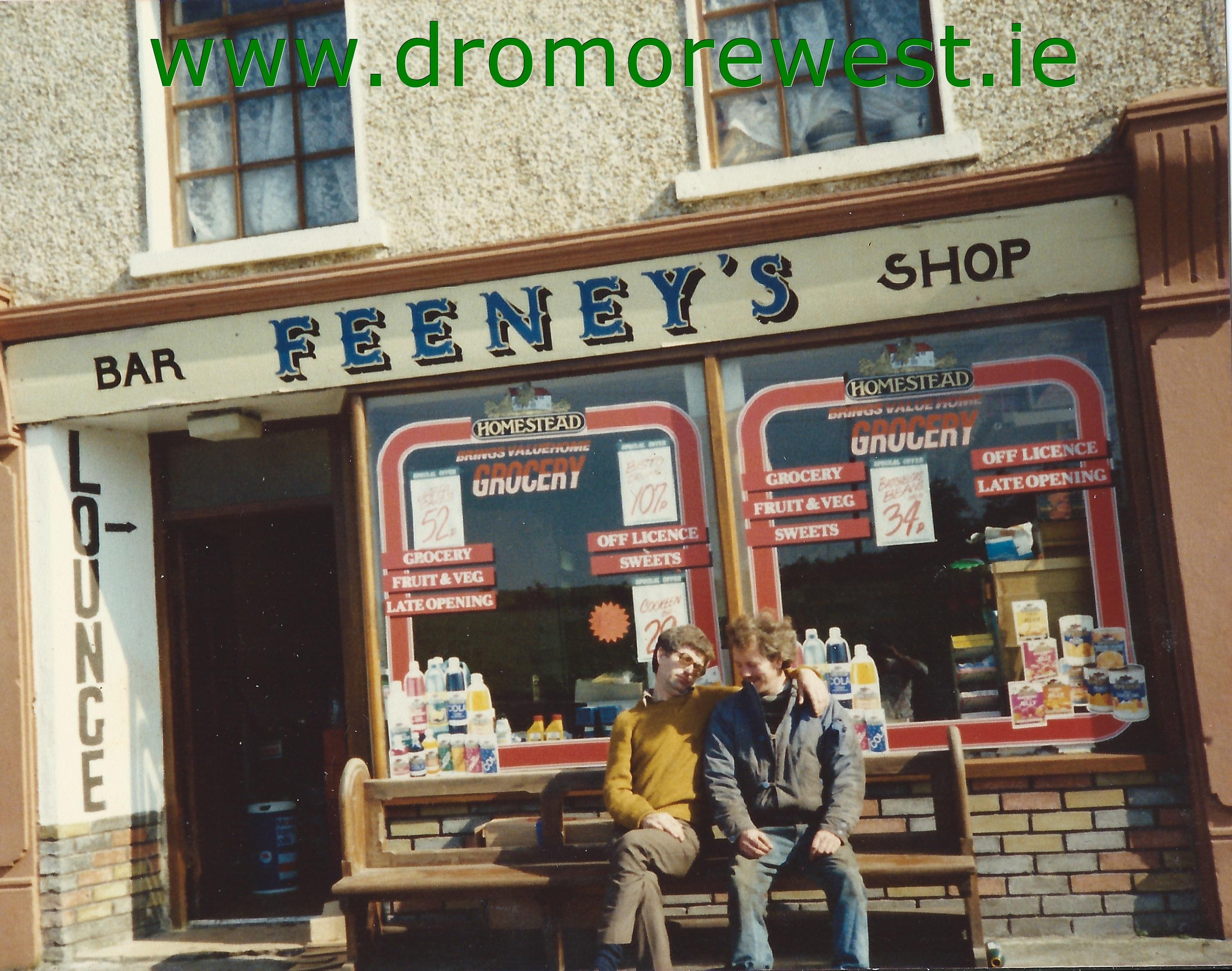 Feeney's early 80s